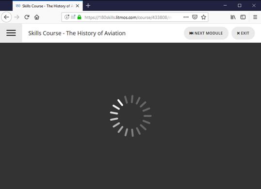 Module Loading - Firefox